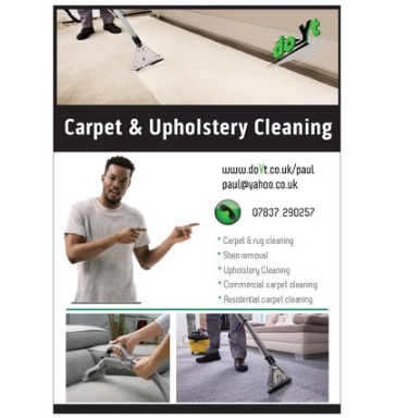 Carpet & Floor Fitting Franchise product