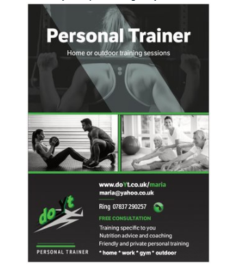 Personal Trainer Franchise