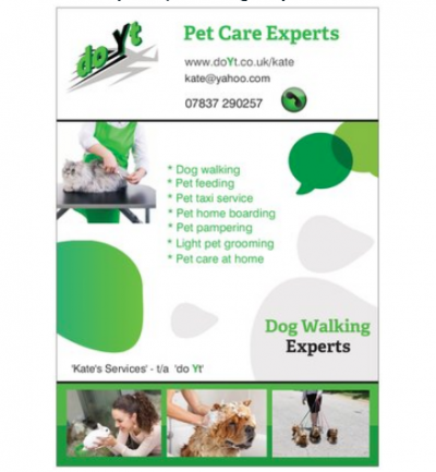Pet Care Franchise