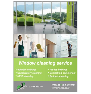 Window Cleaner Franchise