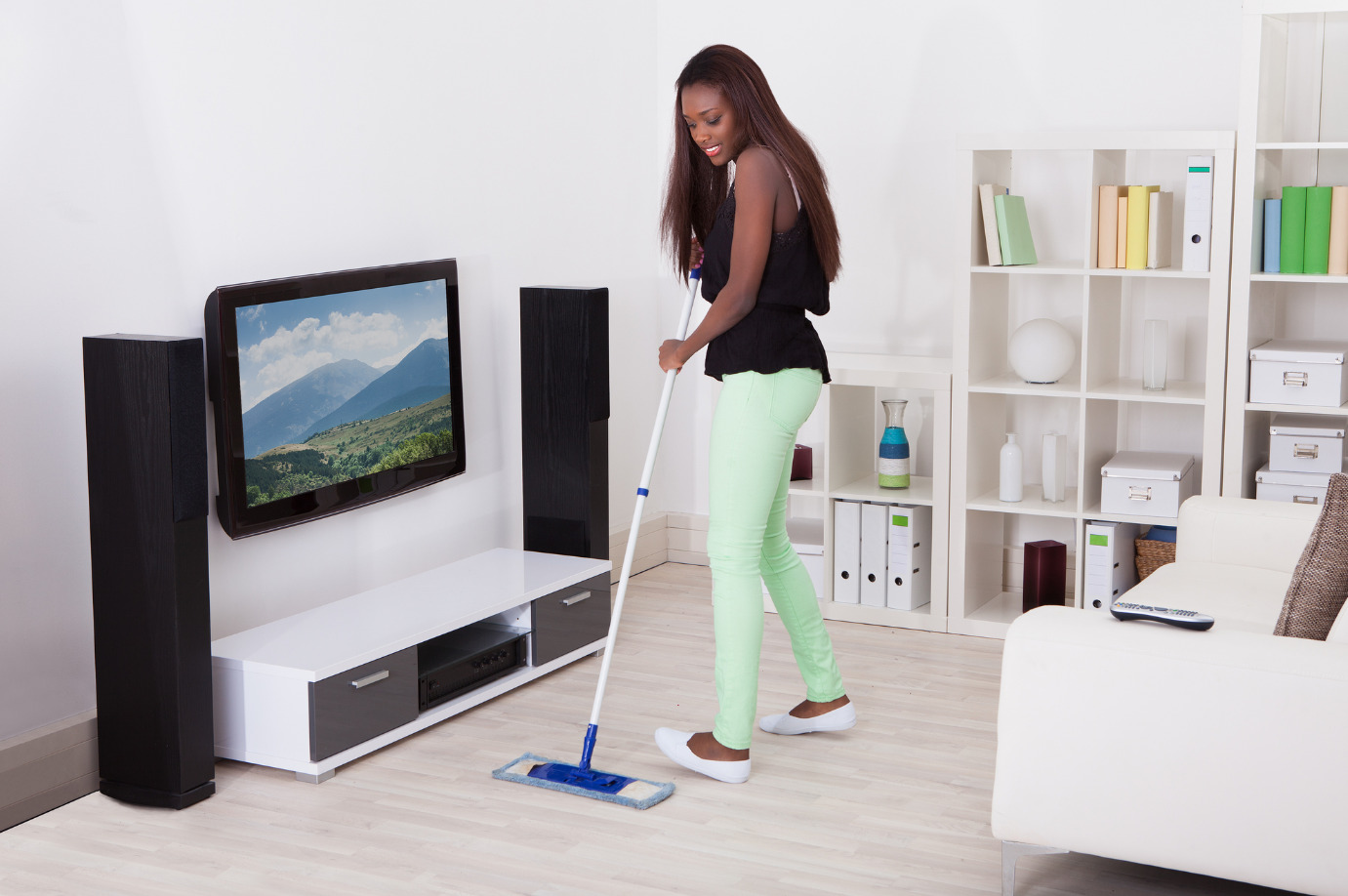 cleaning services in Maryport